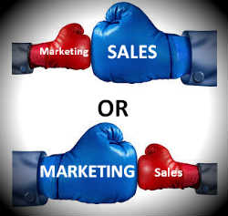 Sales or Marketing, Who Should Run the Show?