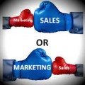 Marketing or Sales
