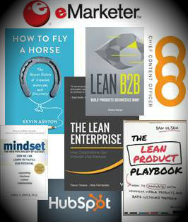 My best business reads for 2015 on marketing, innovation and lean startup