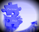 Finding a business partner - Baker marketing